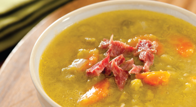 Shiloh Farms Slow Cooker Split Pea Soup